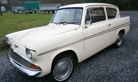 News Ford Anglia Sportsman